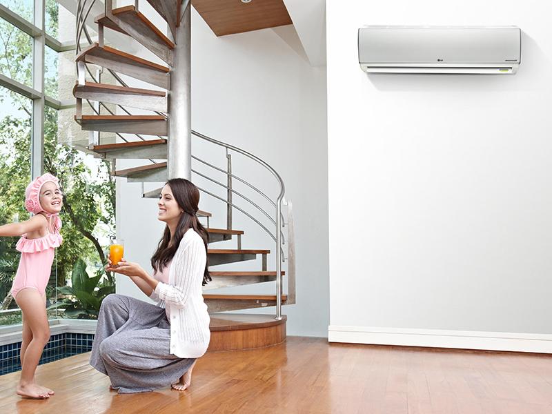 montaż klimatyzacji w biurze